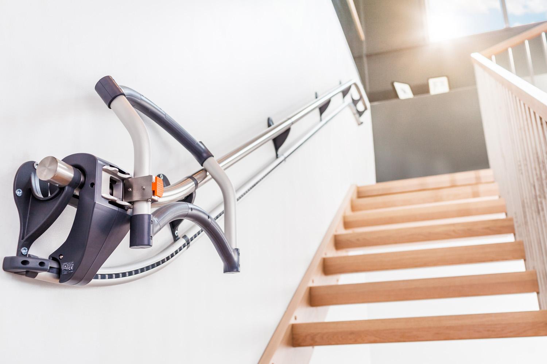 AssiStep stair climbing aid elegant design